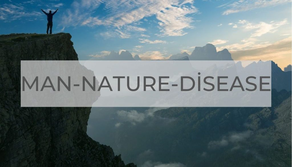 İnsan-Doğa-Hastalık